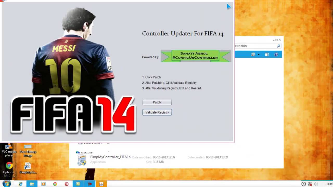 Keyboard patch fifa 14