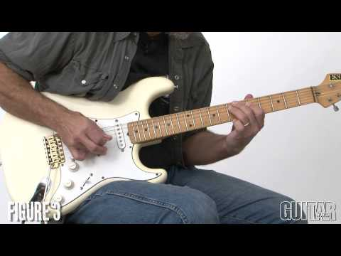 In Deep with Andy Aledort: Applying Modes to Improvised Solo Ideas, Part 1