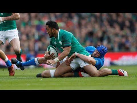 Ireland 56 Italy 19 | Highlights HD