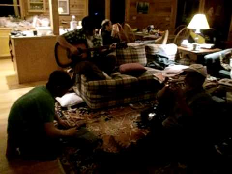 Family Jam in the Den-Has Your Family Tried This?