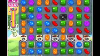 Candy Crush Saga Level 809 no Booster