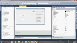 Visual Studio 2010 C++ Serial Port Tutorial Part 2