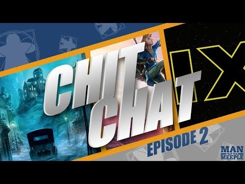 Chit Chat - Episode 2 - Cooperative Games, Agricola & Star Wars - Chit Chat
