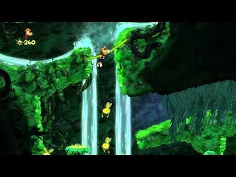 Rayman Origins Demo - Wrażenia z gry