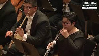 Orquesta Sinfónica UAEH - Concierto para violonchelo y orquesta de R. Schumann