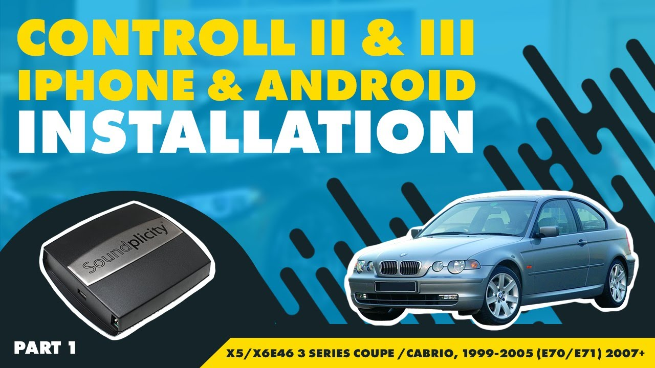 Pt 1 Control Ii Amp Iii Iphone Amp Android Installation