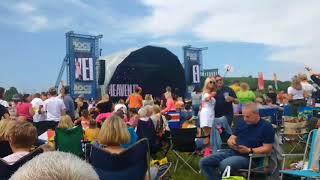Herrington Park, Sunderland, Let's Rock The North East 80s  Concert, 09/06/18