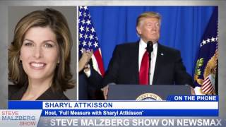 Malzberg | Sharyl Attkisson: Shocked to see media reaction to Trump Sweden comment.