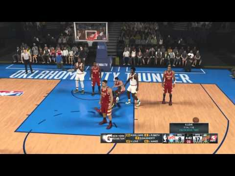 NBA 2K15 | ALL TIME THUNDER SUPERSONICS EN DIRECTO