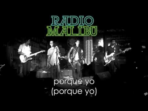 Radio Malibu - Mil Maneras (Lyric Video)