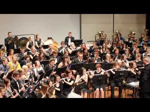 Galop, From Genevieve de Brabant by Jacques Offenbach arr. William Himes