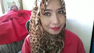 Makeup Simple Giler By Tengkubutang