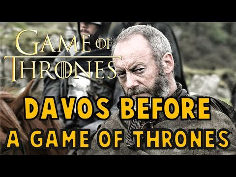 Davos Seaworth Before The Books