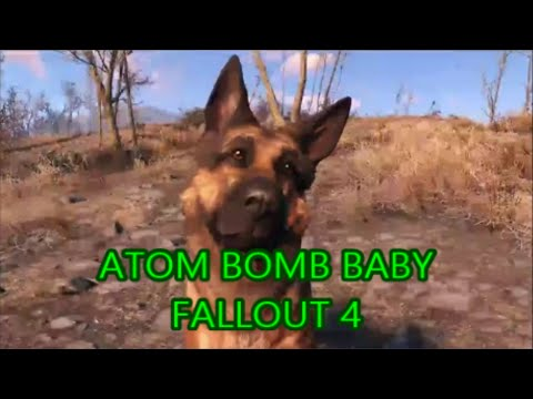 Fallout 4 - Atom Bomb Baby