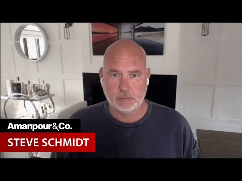 """Lincoln Project's Steve Schmidt """"There's a Battle for Control of MAGA Empire"""" 