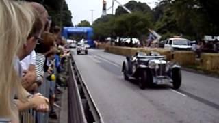Alfa Romeo - Mille Miglia 2012 Revival Parade Videos