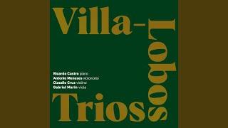 Play Terceiro Trio, Rio 1918 Allegretto Spirituoso