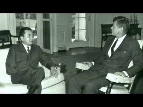 Senator Daniel K Inouye - President Barak Obama Speaks on Inouye's Legacy