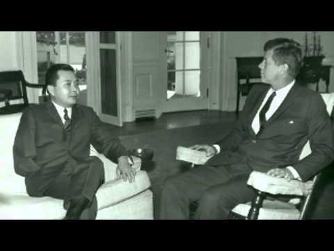 Senator Daniel K Inouye - President Barak Obama Speaks on Inouye