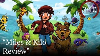 Miles and Kilo Review [PS4, Switch, Xbox One, & PC] (Video Game Video Review)