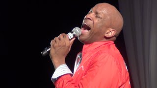 Donnie Mcclurkin PERFORMS CARIBBEAN MEDLEY IN DOMINICA