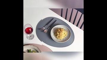 벨류 테이블 실리콘매트 식탁매트