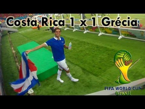 Costa Rica 1 (5) x (3) 1 Grécia - FIFA WORLD CUP 2014 - Arena Pernambuco IPS