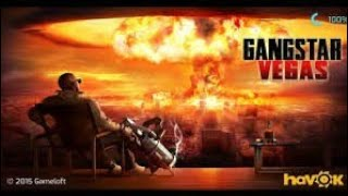 Gameloft. Gangstar Vegas. Game offline/online seperti GTA