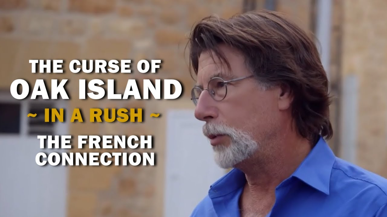 The Curse Of Oak Island Season  Episode  French
