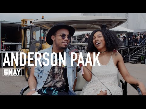 Soundset 2016: Anderson .Paak on Lessons From T.I. & NYC Police Commissioner's Harsh Words About Rap