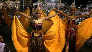 Download Bali dancing lessons
