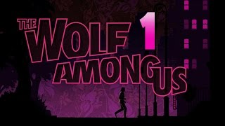 [1] The Wolf Among Us (Blind) - Fight Fight Fight!!!