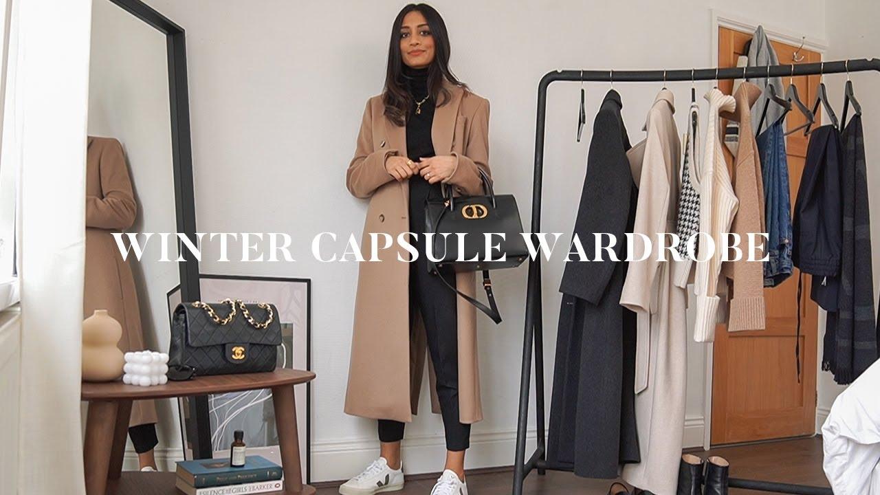 Download WINTER CAPSULE WARDROBE | MUST HAVE PIECES FOR WINTER LOOKBOOK