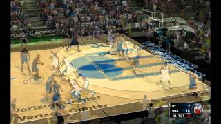 NBA 2K11 PC Gameplay HD