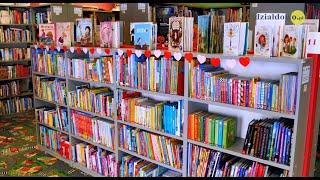 Działdowska biblioteka z ofertą walentynkową