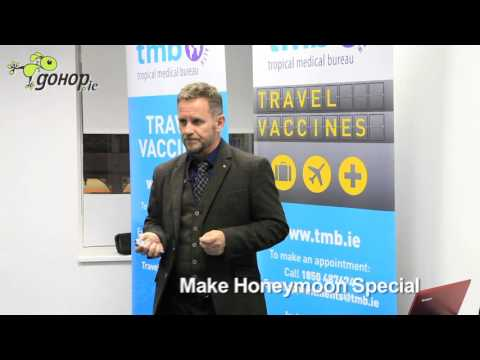 GoHop.ie Honeymoon Travel Advice Talk - Fionn Davenport - Unravel Travel TV