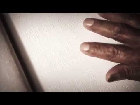 The First Post in Braille , by McCann Lima for UNCP
