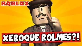 O SHEROCK HOLMES FAIL! - Roblox (Murder Mystery 2)