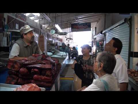 Viva Baja California, Mercado de Mariscos, Ensenada