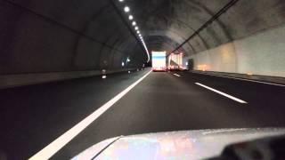 Дороги Японии. Возвращение в Токио 4 / Roads in Japan. Return to Tokyo 4