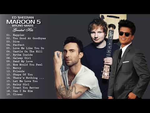 Download Maroon 5, Ed Sheeran, Taylor Swift, Adele, Sam Smith, Shawn Mendes | Best English Songs 2019 Mp4 baru