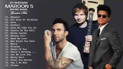 Maroon 5, Ed Sheeran, Taylor Swift, Adele, Sam Smith, Shawn Mendes   Best English Songs 2019  - Durasi: 54:45.