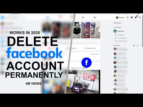 How to Delete Facebook Account Permanently - Easy Way