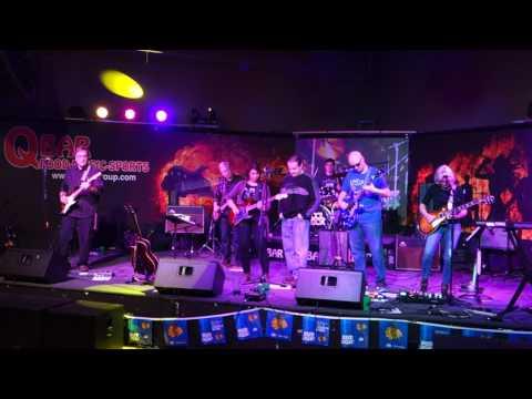 Kryptonite - School Of Rock Glen Ellyn Adult Band - Q-Bar Glendale Heights 1/14/2017