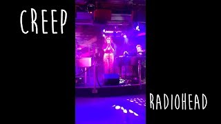 Elissa Churchill || Creep || Radiohead Cover ||