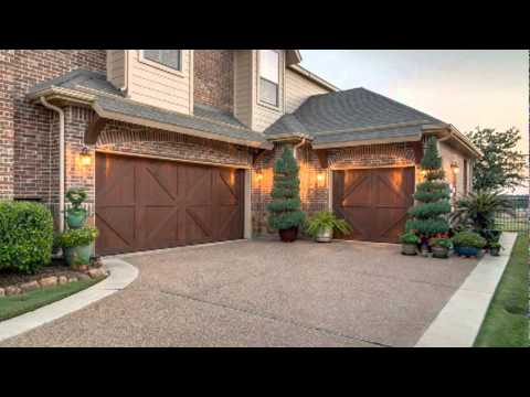 Home For Sale at 1211 Terrace Dr in Lantana, Tx Travel Video
