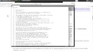видео MODx проблема с входом в админку