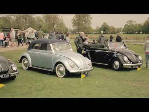 VW Show Stanford Hall 2019