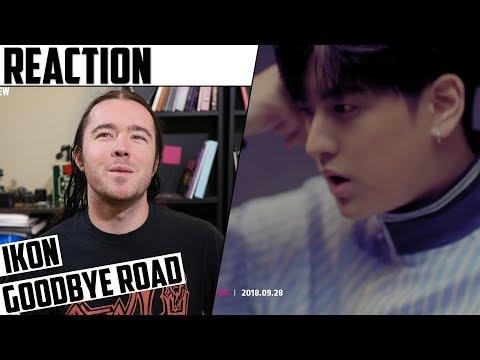 iKON - Goodbye Road(이별길) MV Reaction