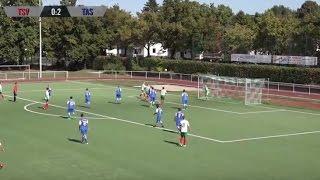TSV Rudow - SV Tasmania Berlin (Berlin-Liga) - Spielszenen | SPREEKICK.TV